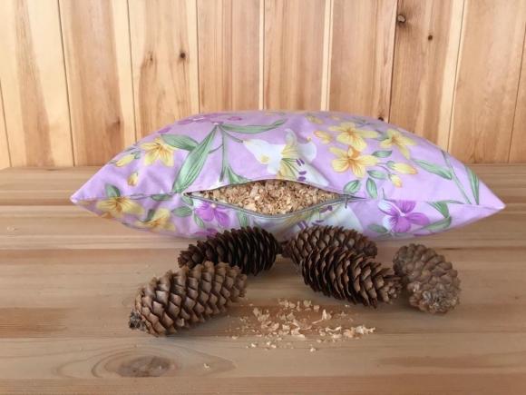 Купить эко подушки из кедровой стружки для здоровья