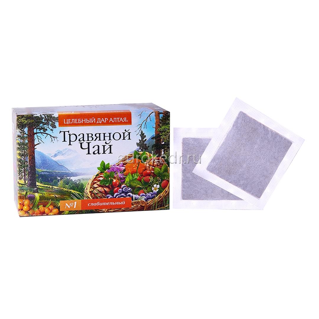 """Травяной чай """"Дар Алтая"""" сбор №1"""