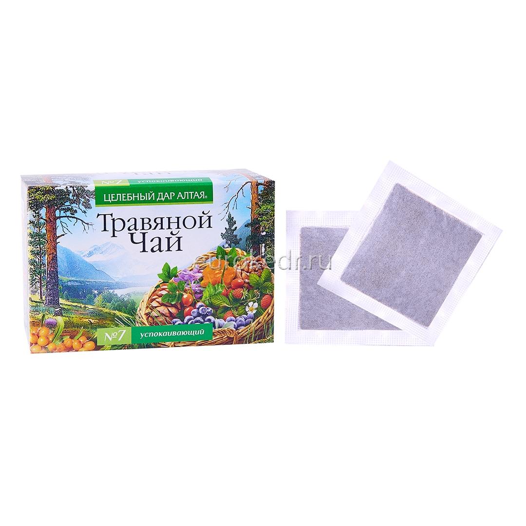 """Травяной чай """"Дар Алтая"""" сбор №7"""